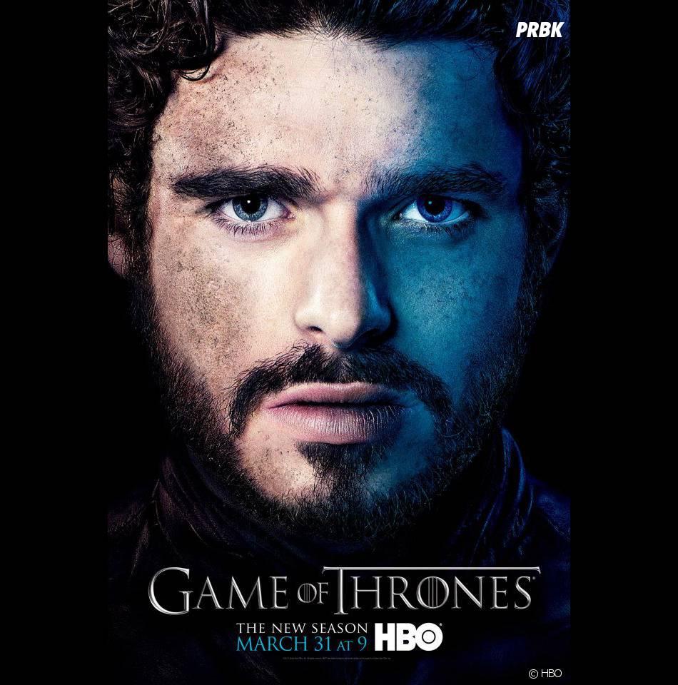 Robb Stark de Game of Thrones