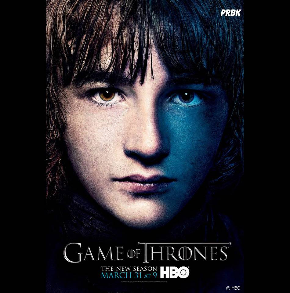 Bran Stark de Game of Thrones