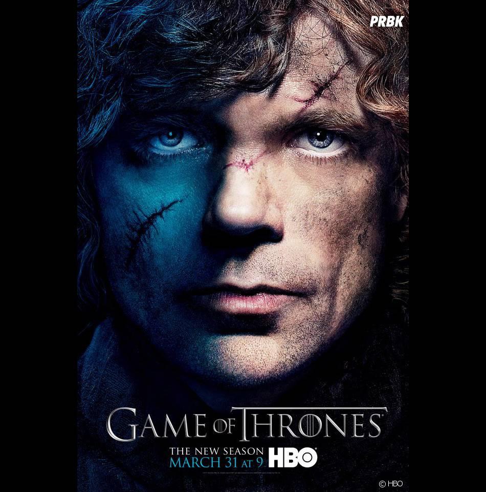 Tyrion de Game of Thrones
