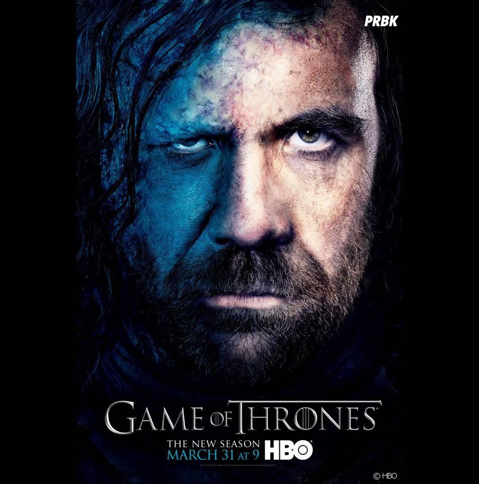 The Hound de Game of Thrones