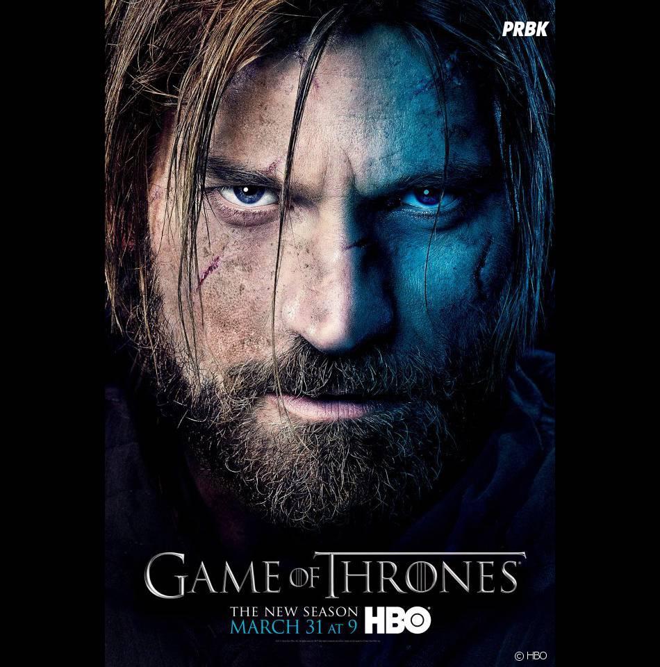 Jaime Lannister de Game of Thrones