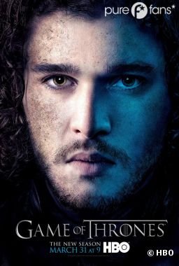 Jon Snow de Game of Thrones