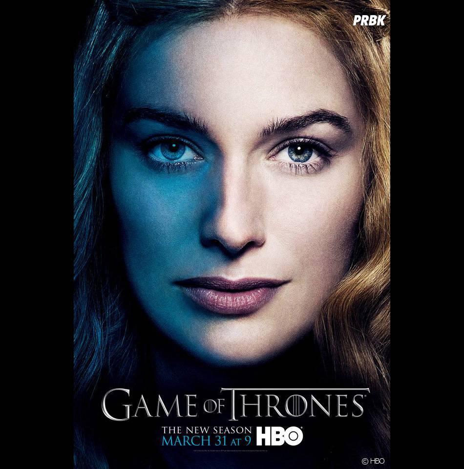 Cersei Lannister de Game of Thrones