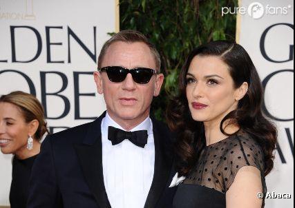 Rachel Weisz et Daniel Craig bientôt réunis dans James Bond ?