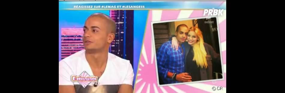Ayem a expliqué que Nadège était trop sage pour faire une fausse paparazzade avec Romain de la Star Academy 2013
