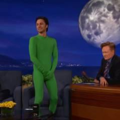 Le Monde Fantastique d'Oz : Zach Braff ressort le docteur à tête flottante de Scrubs chez Conan O'Brien