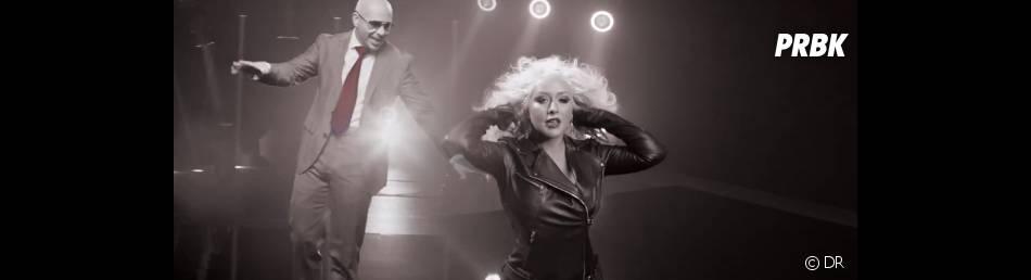 Pitbull et Christina pour un titre génial