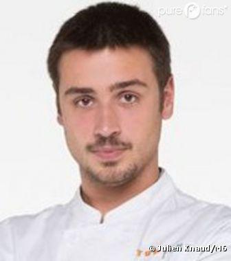 Quentin est définitivement éliminé de Top Chef 2013.