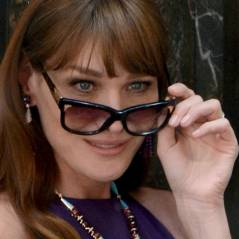 Carla Bruni : mannequin jusqu'au bout des seins pour Terry Richardson