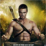 Arrow saison 2 : un acteur devient régulier, nouveau méchant à venir ? (SPOILER)