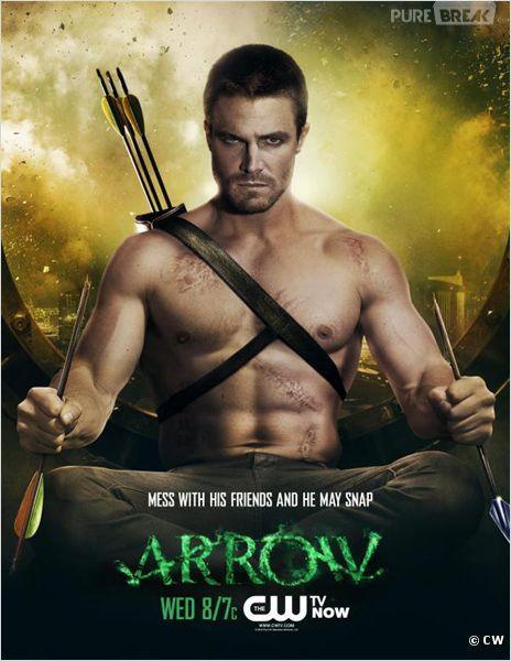 Arrow complète son casting
