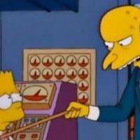 Les Simpson : Bart au tribunal face à Mr Burns... dans la vraie vie