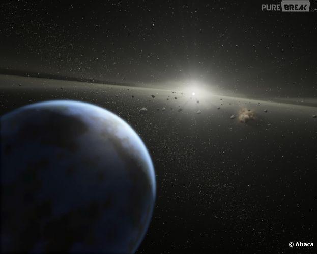 La Terre menacée par les astéroïdes ?