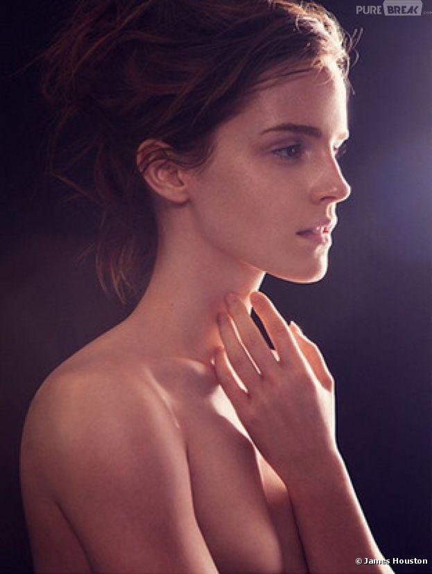 Emma Watson se dénude pour la bonne cause