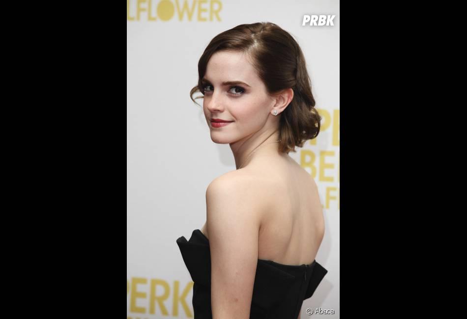 Emma Watson devrait poser pour la bonne cause plus souvent