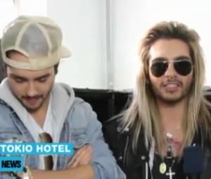 Tokio Hotel n'a plus de look emo