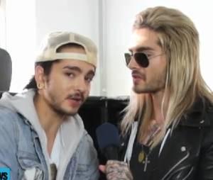 """Les Tokio Hotel ont un style plus """"normal"""""""