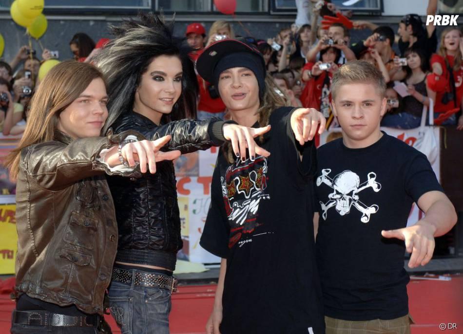 Les Aliens aimeront Tokio Hotel avec ou sans leur look emo