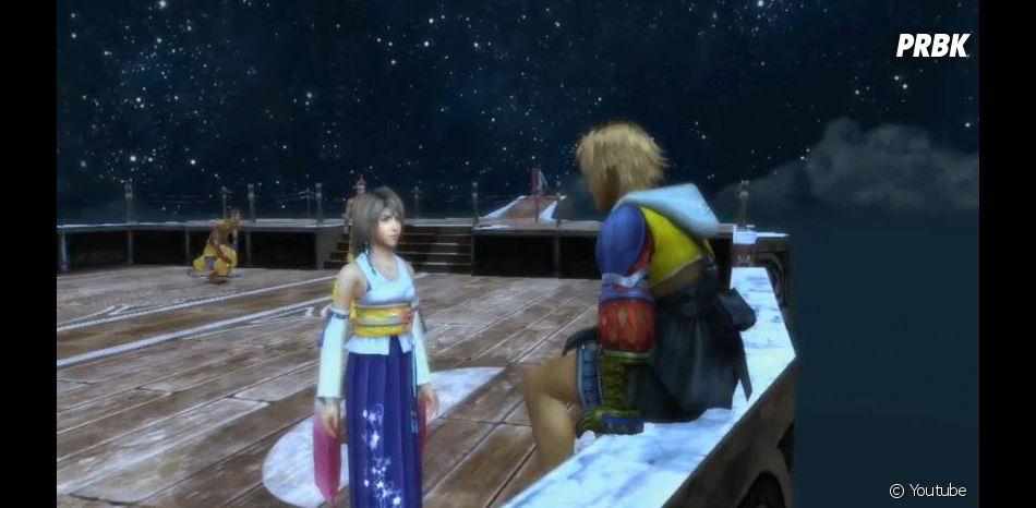 Final Fantasy X et X-2 sur PS3 et PS Vita