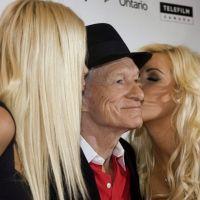 Hugh Hefner roi des chauds lapins de Playboy : 1 000 femmes sont passées dans son lit
