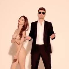 Robin Thicke, Pharell, T.I : Blurred Lines, le clip 100% hot