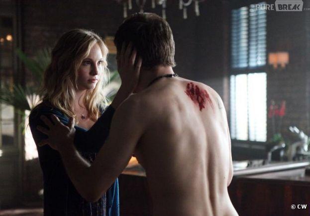 Klaroline enfin au centre d'un épisode de Vampire Diaries