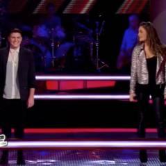 Claire VS Laura Chab' (The Voice 2) : Un duo tout en simplicité sur le titre Jacques a dit