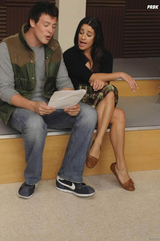 Cory et Lea se sont rencontrés sur le tournage de Glee