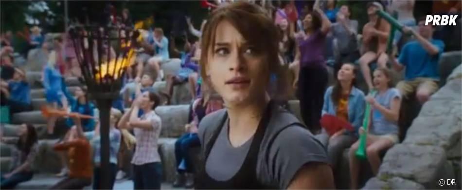 Leven Rambin d'Hunger Games à la rencontre de Percy Jackson