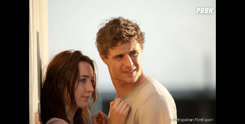 Melanie et Jared amoureux dans Les Ames Vagabondes