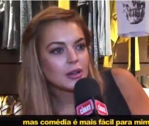 Lindsay Lohan va sortir un nouvel album