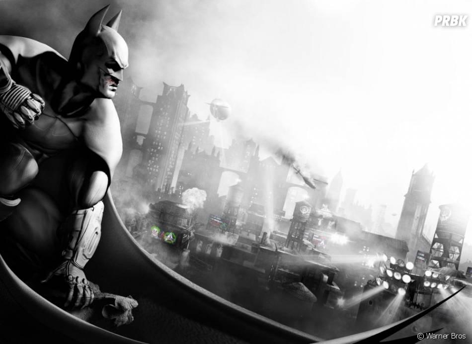 Batman Arkham Origins arrive le 25 octobre sur consoles et PC