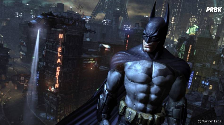 Batman Arkham Origins dévoilera le passé de l'homme chauve-souris