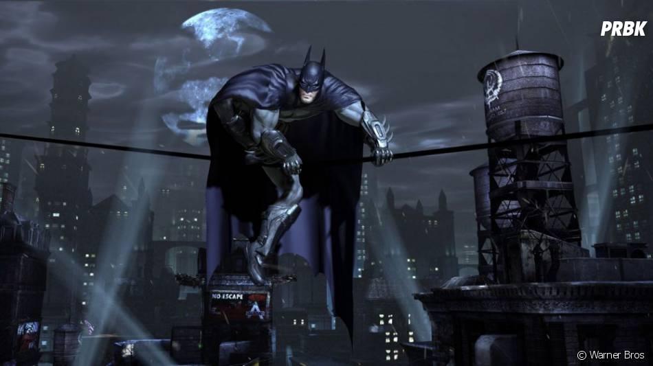 Batman Arkham Origins ne sera pas développé par Rocksteady Games