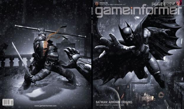 Batman Arkham Origins annonce le grand retour de l'homme chauve-souris sur consoles et PC