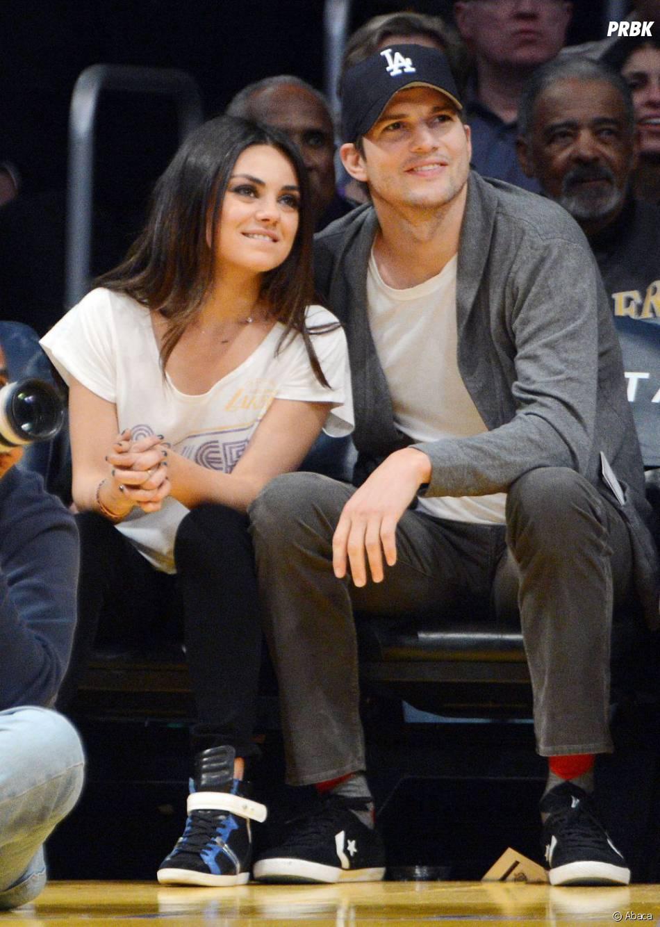 Ashton Kutcher a de la chance d'être en couple avec Mila Kunis