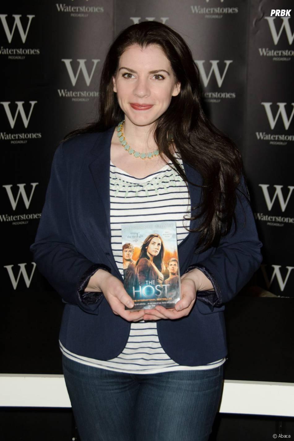 Stephenie Meyer a considéré ne pas publier son roman Les Ames Vagabondes