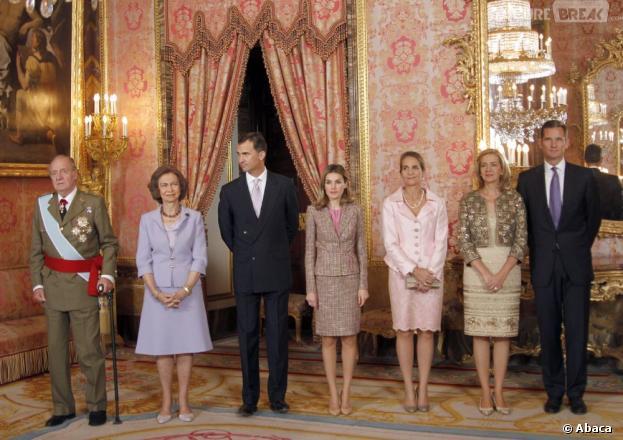 La famille royale n'a plus la côte auprès des Espagnols