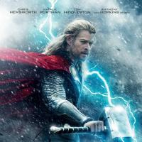 Thor 2 : Chris Hemsworth sur la première affiche du film The Dark World