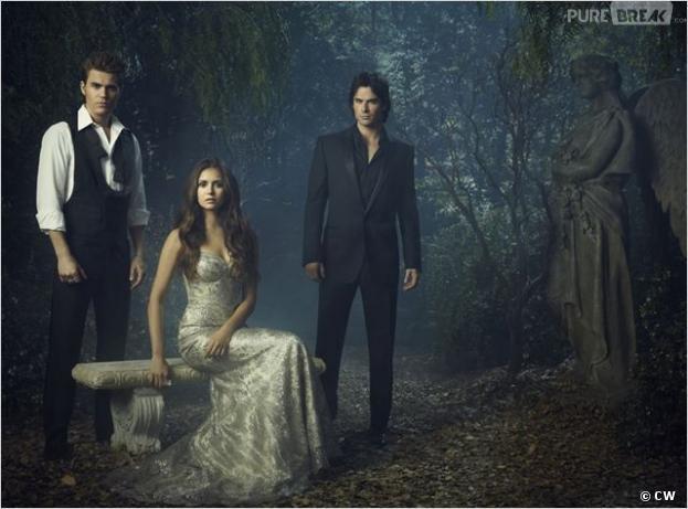 The Vampire Diaries prépare son final