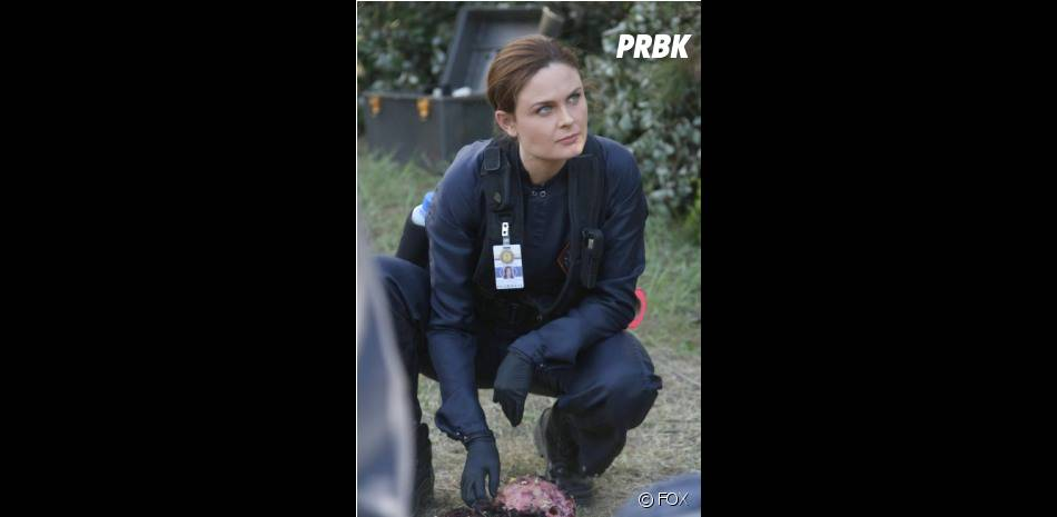 Brennan va réfléchir à son couple dans Bones