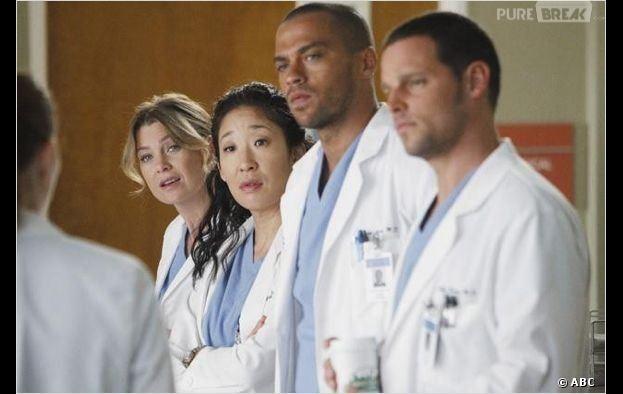 Grey's Anatomy revient sur TF1