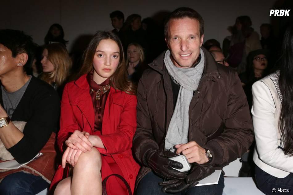 Stéphane Rotenberg bientôt candidat avec sa fille dans Pékin Express ?