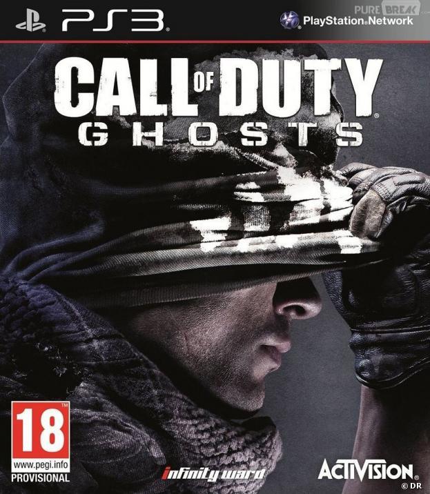 Les jaquettes de Call of Duty Ghosts déjà leakées