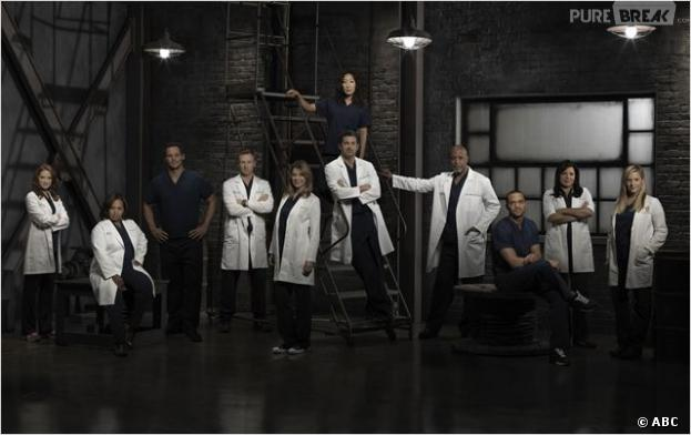 Un final catastrophique pour Grey's Anatomy