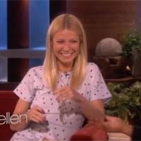 """Gwyneth Paltrow : sa robe transparente ? Une histoire """"poilante"""""""