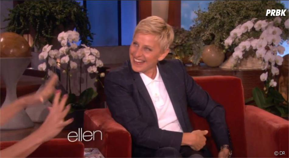 Ellen DeGeneres s'amuse de l'anecdore de Gwyneth Paltrow
