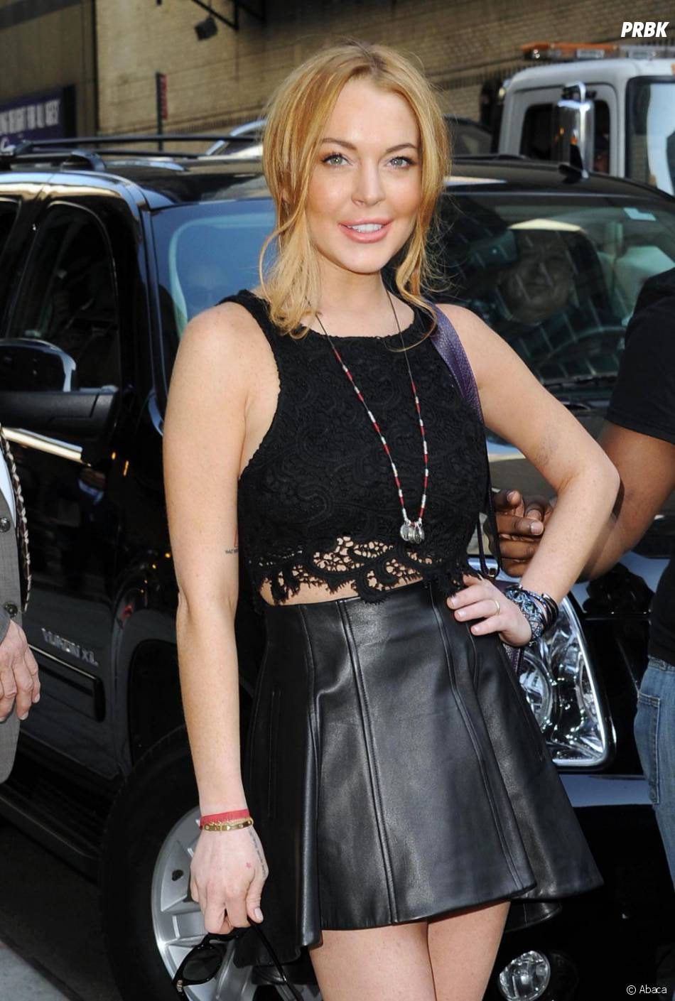 Lindsay Lohan accro à la cocaïne en 2008