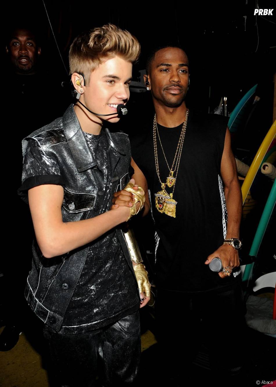 Big Sean a collaboré avec Justin Bieber sur  As Long As You Love Me