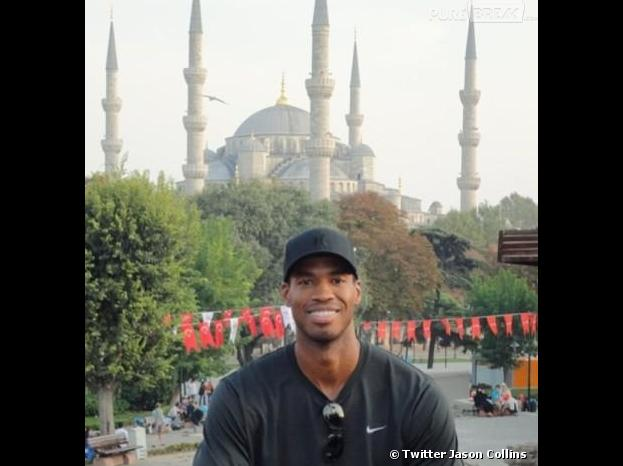 Jason Collins fait son coming out